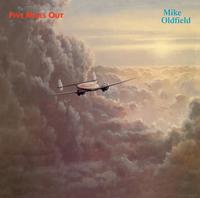 Mike Oldfield - Five Miles Out -  DVD & CD