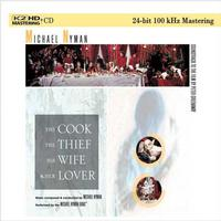 Michael Nyman - The Cook, The Thief, The Wife And Her Lover -  K2 HD CD