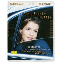 Kurt Masur - Beethoven: Violin Concerto/Romances/ Mutter