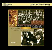 Seiji Ozawa - 2002 New Years Concert -  K2 HD CD