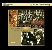 Seiji Ozawa - 2002 New Years Concert