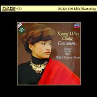 Kyung Wha Chung - Con Amore -  K2 HD CD