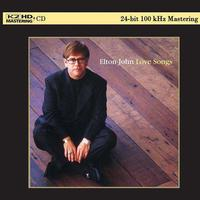 Elton John - Love Songs -  K2 HD CD