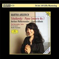 Martha Argerich - Tchaikovsky: Piano Concerto No. 1 -  K2 HD CD