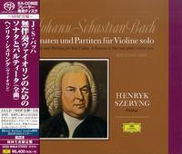 Henryk Szeryng - Bach: 6 Sonatas And Partitas For Violin Solo