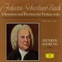 Henryk Szeryng Bach Sonatas And Partitas For Violin Shm