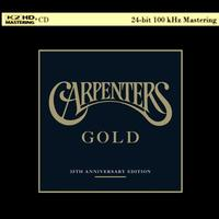 Carpenters - Gold Greatest Hits -  K2 HD CD
