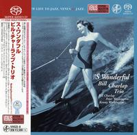 Bill Charlap Trio - 'S Wonderful -  Single Layer Stereo SACD