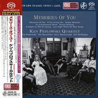 Ken Peplowski Quartet - Memories Of You -  Single Layer Stereo SACD