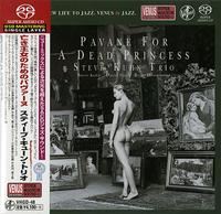 Steve Kuhn Trio - Pavane For A Dead Princess -  Single Layer Stereo SACD