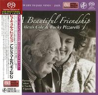 Alexis Cole & Bucky Pizzarelli - A Beautiful Friendship -  Single Layer Stereo SACD