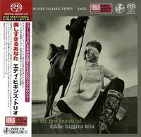 Eddie Higgins Trio - You Are Too Beautiful -  Single Layer Stereo SACD