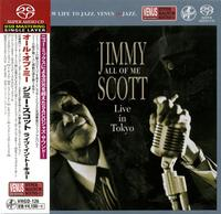 Jimmy Scott - All Of Me Live In Tokyo