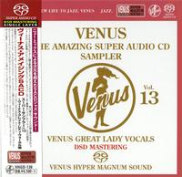 Various Artists - Venus The Amazing Super Audio CD Sampler Vol. 13 -  Single Layer Stereo SACD