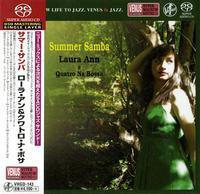 Laura Ann & Quatro Na Bossa - Summer Samba
