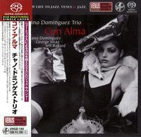 Chano Dominguez Trio - Con Alma -  Single Layer SACD