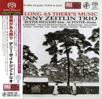 Denny Zeitlin Trio - As Long As There's Music -  Single Layer SACD