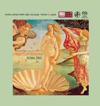 Roma Trio - The Four Seasons -  Single Layer Stereo SACD