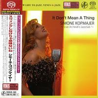 Simone Kopmajer - It Don't Mean A Thing