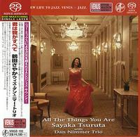 Sayaka Tsuruta - All The Things You Are -  Single Layer Stereo SACD