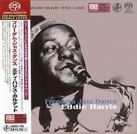 Eddie Harris Quartet - Freedom Jazz Dance -  Single Layer Stereo SACD