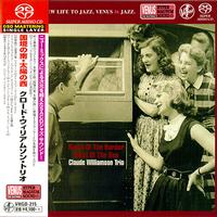 Claude Williamson Trio - South Of The Border West Of The Sun -  Single Layer Stereo SACD