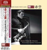 Francesco Cafiso Quartet - Seven Steps To Heaven/