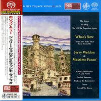 Jerry Weldon & Massimo Farao - What's New