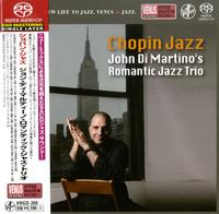 John Di Martino's Romantic Jazz Trio - Chopin Jazz -  Single Layer Stereo SACD