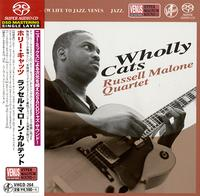Russell Malone Quartet - Wholly Cats