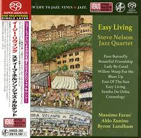 Steve Nelson Jazz Quartet - Easy Living