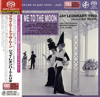 Jay Leonhart Trio - Fly Me To The Moon -  Single Layer Stereo SACD