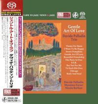 Davide Palladin Trio - Gentle Art Of Love