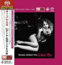 Renato Sellani Trio - O Sole Mio -  Single Layer Stereo SACD