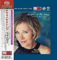 Nicki Parrott - Stompin' At The Savoy -  Single Layer Stereo SACD