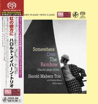Harold Mabern Trio - Somewhere Over The Rainbow -  Single Layer Stereo SACD