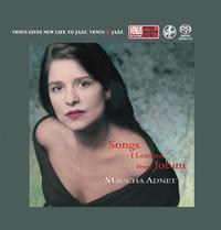 Maucha Adnet - Songs I Learned From Jobim -  Single Layer Stereo SACD