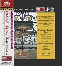 Massimo Farao Trio - Moldau Plays Classics
