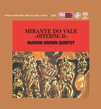 Marion Brown Quintet - Mirante Do Vale-Offering II -  Single Layer Stereo SACD