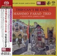 Massimo Farao Trio - This Can't Be Love