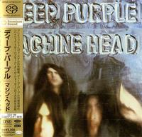 Deep Purple - Machine Head -  Hybrid Multichannel SACD