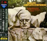 Paavo Berglund - Sibelius: Complete Symphonies No.1-No.7/ Haendel