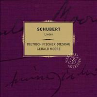 Gerald Moore - Schubert: Lieder/ Fischer-Dieskau