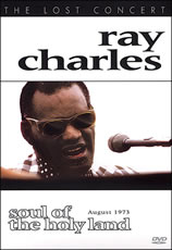 Ray Charles - Soul of the Holy Land: August 1973 -  DVD Video
