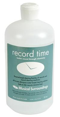 Musical Surroundings - Record Time Vinyl Cleaning Fluid