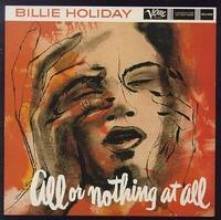 Billie Holiday - All Or Nothing At All -  Hybrid Mono SACD