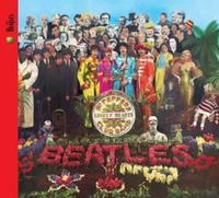 The Beatles - Sgt. Pepper's Lonely Hearts Club Band -  CD with Damaged Case