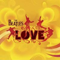 The Beatles - Love -  CD with Damaged Case