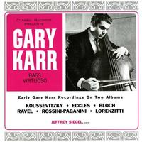 Gary Karr - Plays Double Bass