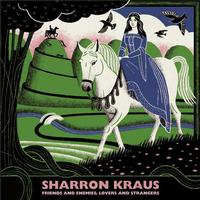 Sharron Kraus - Friends And Enemies; Lovers And Strangers -  Vinyl LP with Damaged Cover